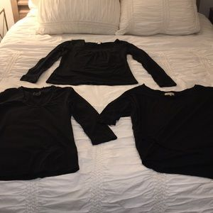 Black shirt bundle